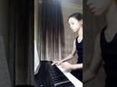 632. Кузнецова Анастасия (11 лет)/С.Я. Терханов «Вальс-видение».