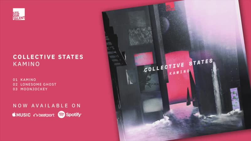 Collective States Moonjockey Stil vor Talent