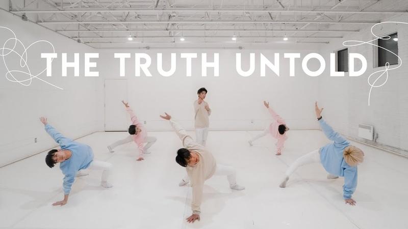 EAST2WEST BTS 방탄소년단 THE TRUTH UNTOLD 전하지 못한 진심 feat Steve Aoki Choreography by Christbob