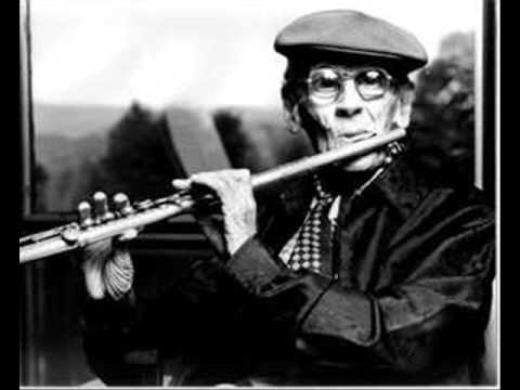 Genin-Fantasie with variations sur un air Napolitain, Marcel Moyse, Flute
