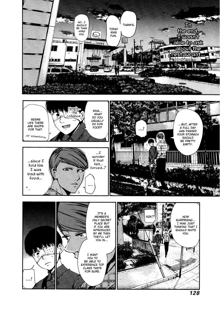 Tokyo Ghoul, Vol.4 Chapter 36 Preparation, image #16