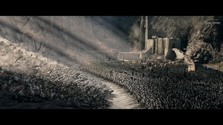 The Lord of the Rings (2002) -  The final Battle - Part 4 - Theoden Rides Forth [4K]