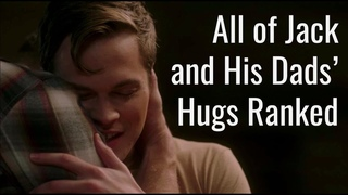 All of Jack and His Dads' Hugs Ranked