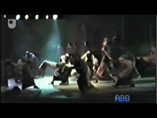 Modern Productions of Persians - Greek Theatre (4/4)