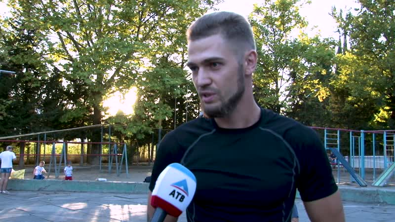 Репортаж о клубе смешанных единоборств Сила Тавров на телеканале АТВ