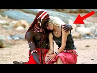Девушка променяла жениха и комфортную жизнь на африканского воина-масаи. И вот что из этого вышло…