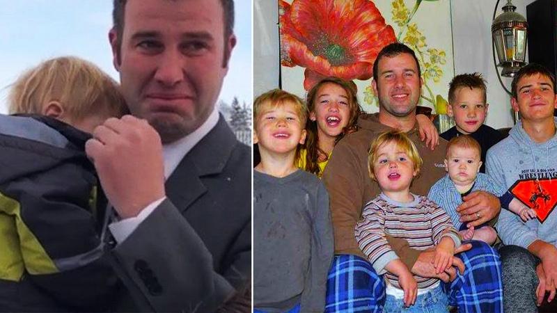 Вдовец с 7 детьми еле сводил концы с концами однажды он получил письмо заставившее его плакать