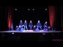 Группа по современным танцам Номер Сумасшедшая тренер Елизавета Гринькина