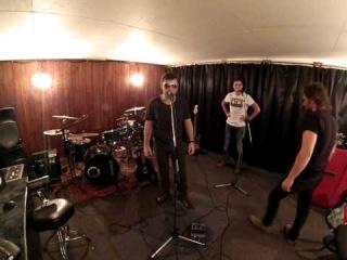 """Аэро-man' group Live in Studio 2014 """"Привет"""""""
