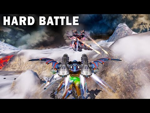 HARD BATTLLE GG BRO WAR ROBOTS REMASTERED