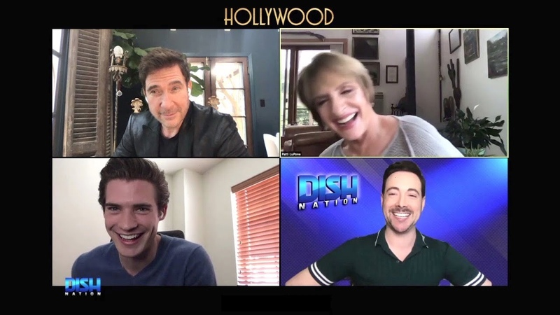 JIM PARSONS DARREN CRISS PATTI LUPONE and more HOLLYWOOD