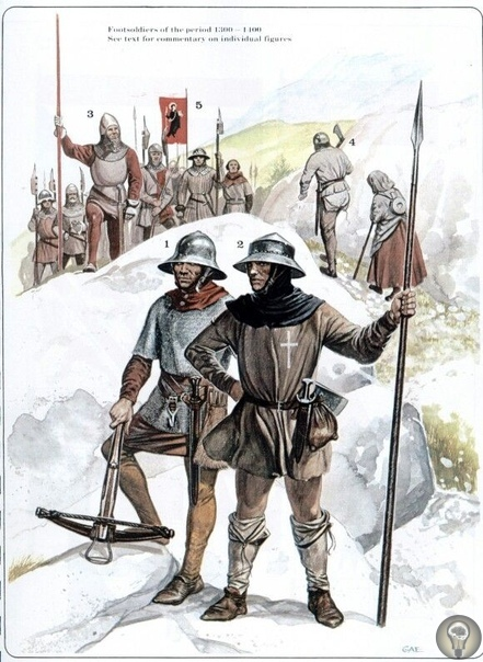 «Нет денег нет швейцарцев!» Швейцарская конфедерация, отстоявшая независимость в многочисленных войнах, предлагала наёмников всем, кто платил. Так появились знаменитые швейцарские пикинеры.