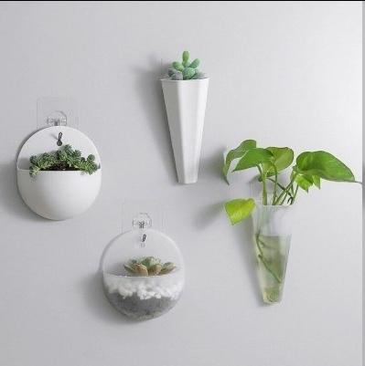 Декоративные подвесные горшочки -