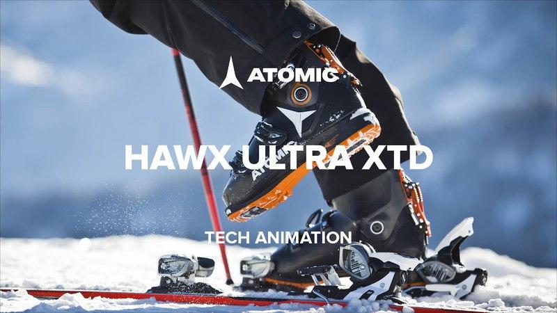 Atomic Hawx Ultra XTD | Tech Animation