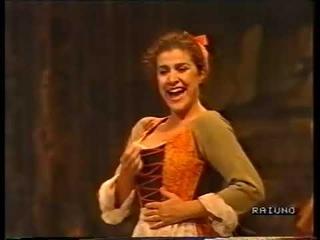 """Cecilia Bartoli - Mozart Cosi fan tutte """"Andante là... Una donna a quindici anni"""""""