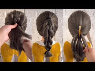 26 Braided Back To School HEATLESS Hairstyles!  Best Hairstyles for Girls #3