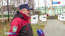 В селе Матигоры отреставрировали обелиск памяти погибшим в Великой Отечественной войне
