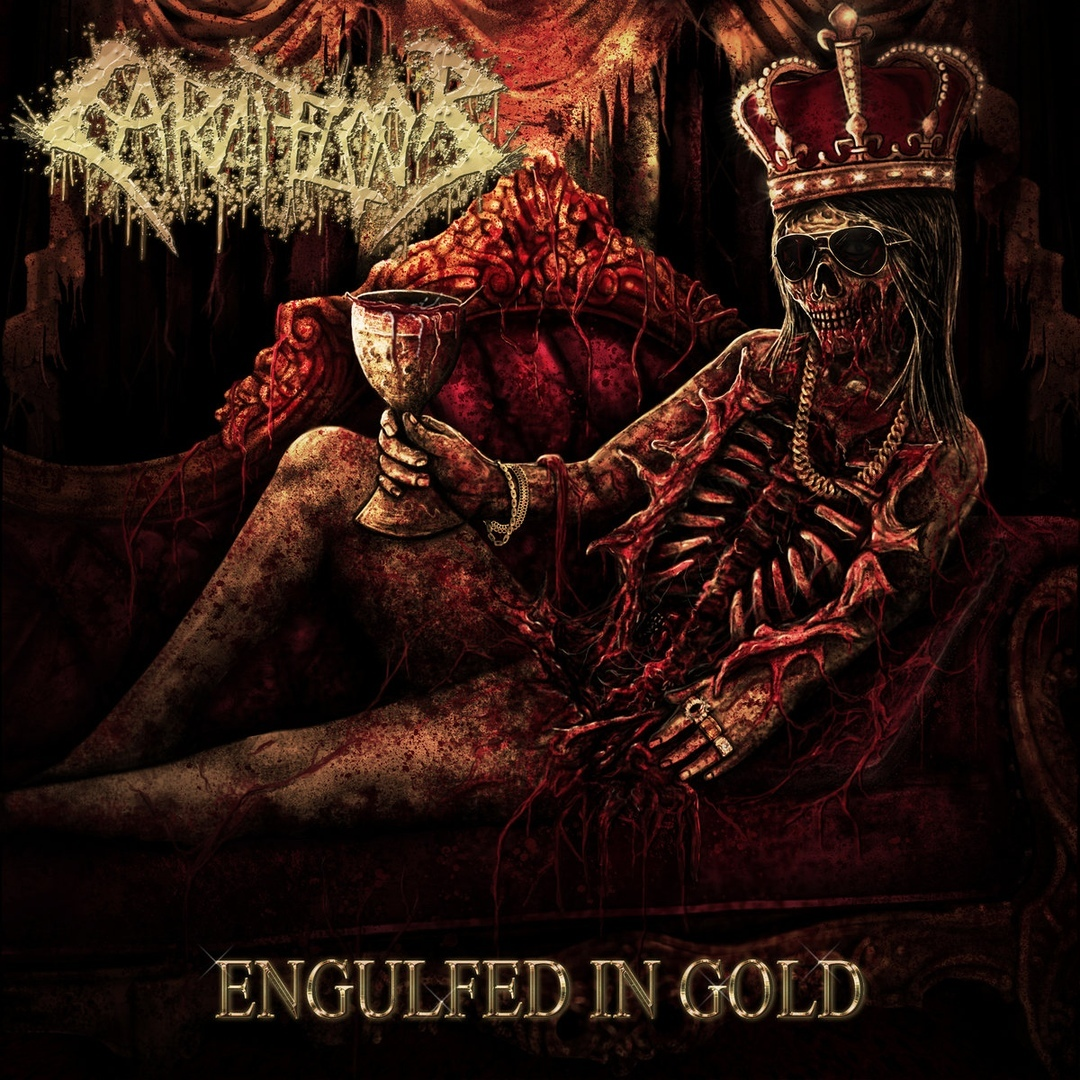 Carnifloor - Engulfed in Gold