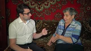 Кулдышева Тамара Васильевна Воспоминания о детстве в годы Великой Отечественной войны