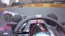 Ricciardo vs Alonso 349km/h Overtake - Baku Onboard - F1 2018 Azerbaijan Grand Prix | With Telemetry