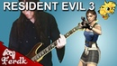 Resident Evil 3 End Credits Metal Guitar Cover by Ferdk