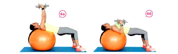 Упражнения для красивого бюста, изображение №7