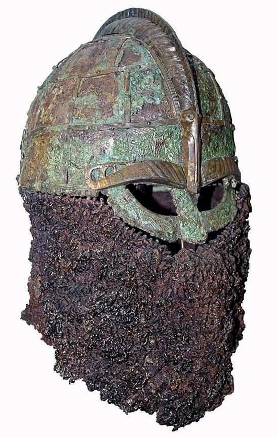 Шлем викинга V век