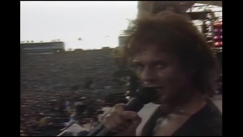 The Power Station Live Aid JFK Stadium Philadelphia, PA July 13, 1985