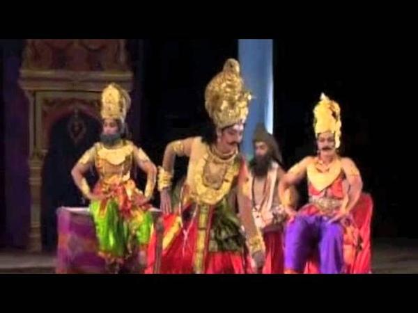 Kuchipudi Ballet Jagadananda karaka By Padmasri Dr Sobha Naidu