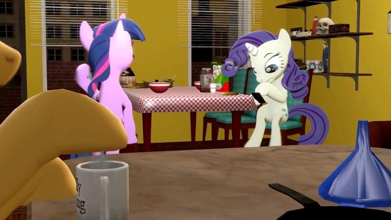 SFM Ponies Pony's day смотреть онлайн без регистрации