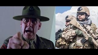 Sergeant Hartman (R. Lee Ermey) reads the Navy Seals Copypasta (Speech Synthesis)