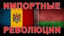 Молдавия 2009, Беларусь 2020 все, как под копирку. Блогер Татьяна Ковила. Протесты в Беларуси.