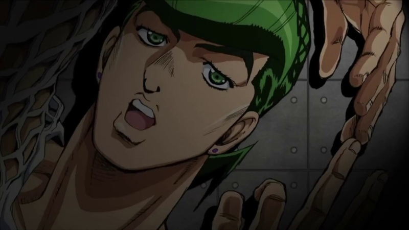 All JoJo Endings (Part 1-5) Synced with Roundabout