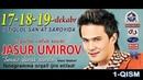 Jasur Umirov - Sensiz yurak sarson nomli konsert dasturi (1-qism)