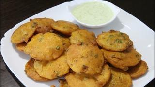 Crispy Aloo pakora Recipe  | Simple Recipe  | Quick Snake Recipe   | Очень Вкусно Картофель Пакора