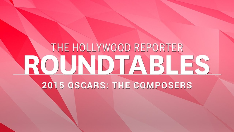Trent Reznor Hans Zimmer Danny Elfman and more Composers for THR's Roundtable Oscars 2015