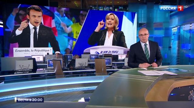 Вести в 20:00 • Ле Пен против Макрона: второй тур выборов таит сюрпризы