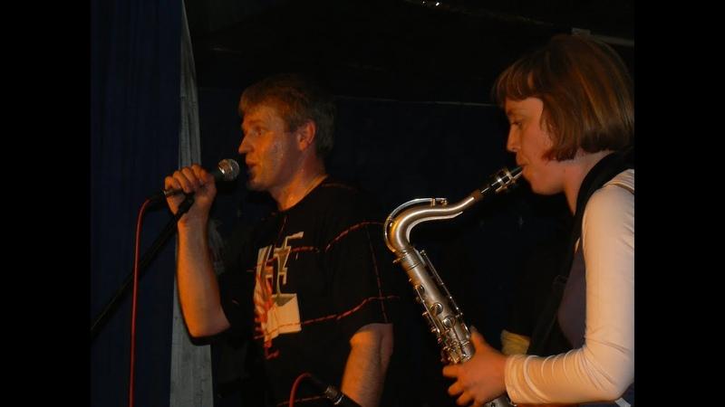 Манагер и РОДИНА MUSIC PEOPLE CLUB Харьков 12 05 2007г полная версия