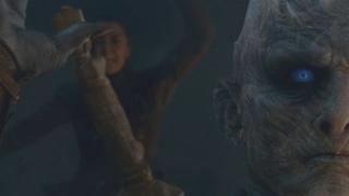 Смерть Теона и Короля Ночи. Игра престолов