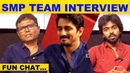 Sivappu Manjal Pachai Movie Team Interview Siddarth GV Praksh Kumar Sasi