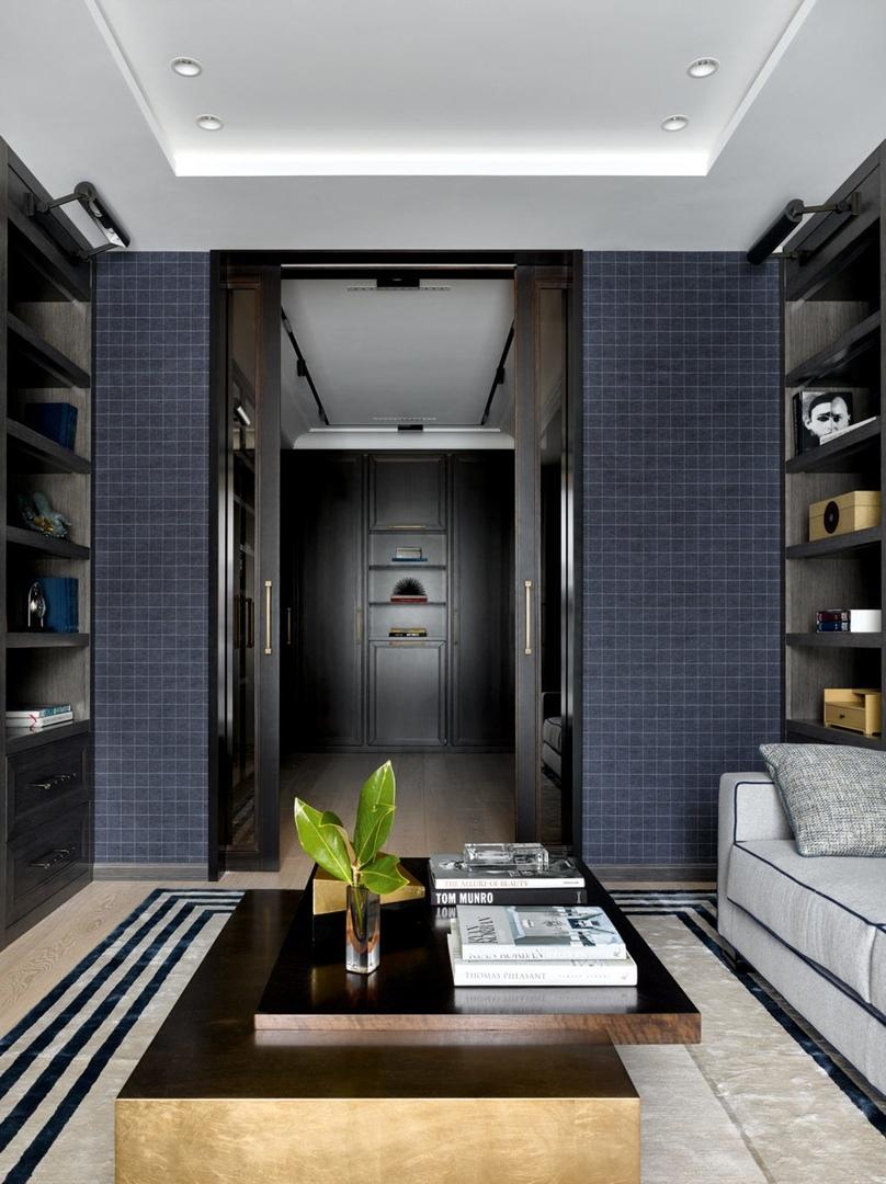 Квартира по проекту Полины Пидцан в Санкт-Петербурге