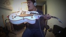 Ambient Singing into Your Guitar with a White Falcon, Strymon Pedals and Neunaber Pedals