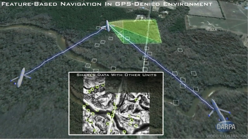 Collaborative Operations in Denied Environment CODE Phase 2 Concept Video