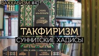 Такфиризм с точки зрения суннитских хадисов. Ваххабизм №43
