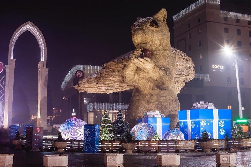Празднование Нового года в Алматы ?✨ ⠀ 31 декабря в Алматы н