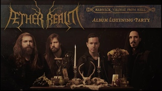 ÆTHER REALM - Redneck Vikings From Hell (Album Stream) #NapalmSofaSeries   Napalm Records