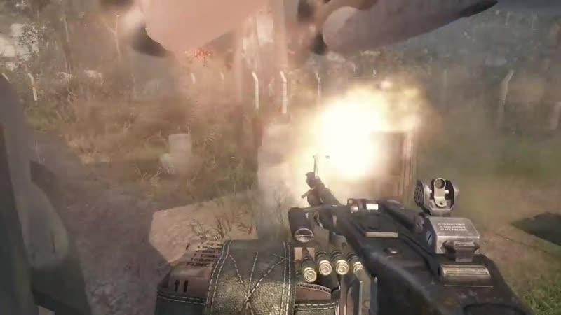 1. Прохождение Call of Duty Black Ops - Часть 1. Операция 40 (Без комментариев)