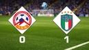 Armenia U21 Italy U21 0 1 U21 EURO 2021 Qualifiers