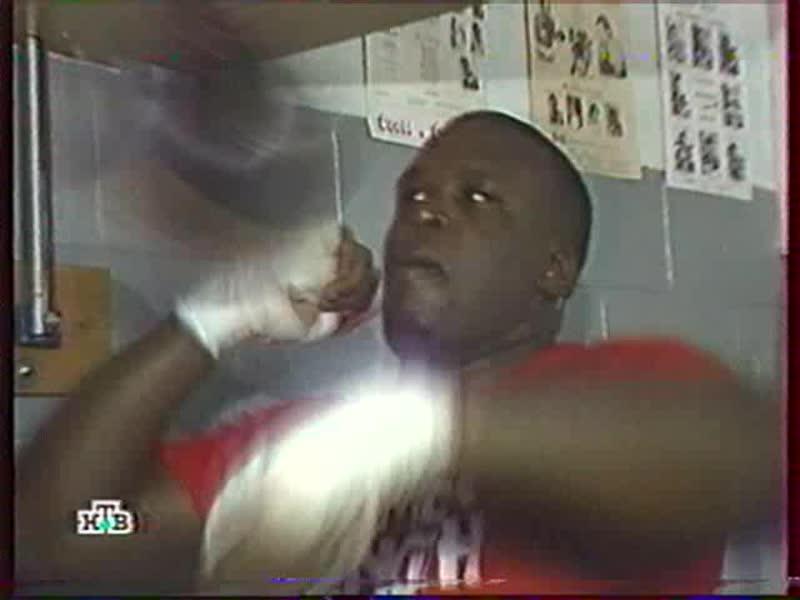 БОКС | «Большой ринг». Майк Тайсон — Джеймс «Бастер» Даглас (1990 г.)