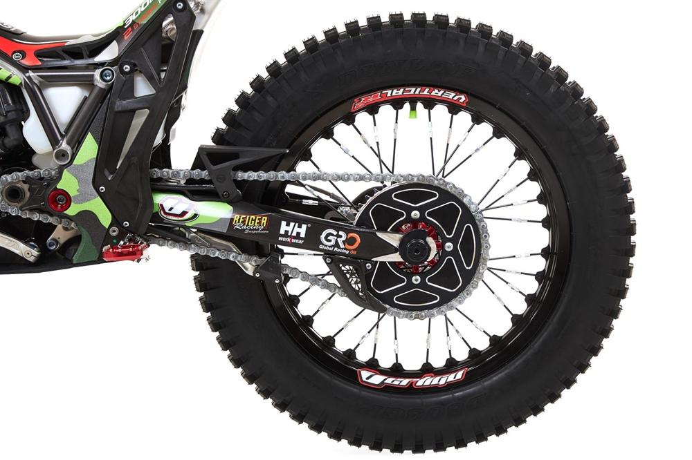 Триальный мотоцикл Vertigo Vertical R2 2020